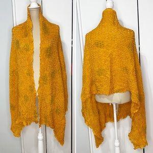 Vintage Giorgio kauten Draped scarf